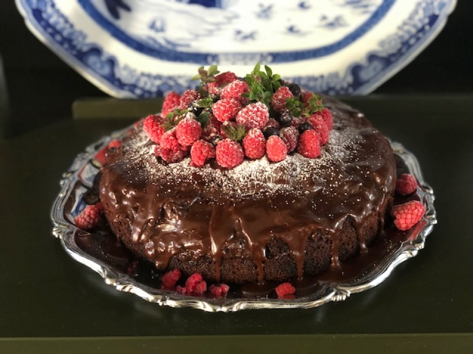 Morsdagskake -mother´s cake